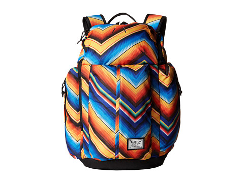 Burton - Cadet Pack (Fish Blanket Print) Backpack Bags