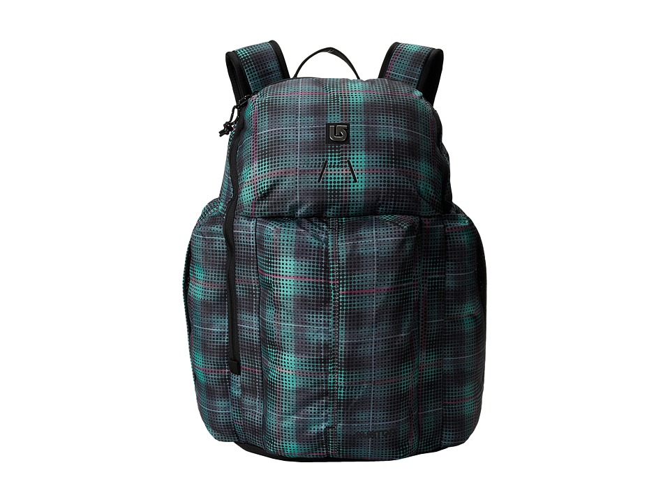 Burton - Cadet Pack (Digi Plaid) Backpack Bags