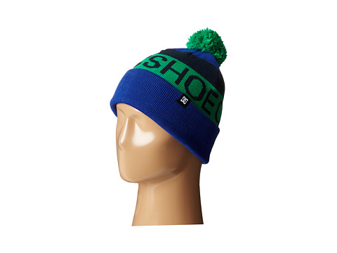 DC - Chester Beanie (Big Kids) (Mazarine Blue) Beanies