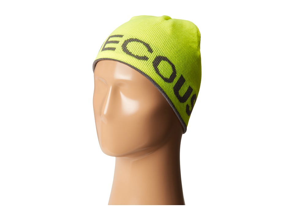 DC - Bromont Beanie (Big Kids) (Safety Yellow) Beanies