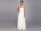 Adrianna Papell Ball Gown (Ivory) Women's Dress
