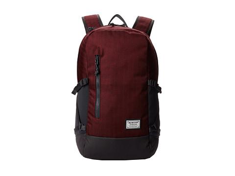 Burton - Prospect Pack (Zinfandel Herringbone) Backpack Bags