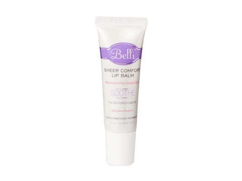 Belli - Sheer Comfort Lip Balm (N/A) Bath and Body Skincare