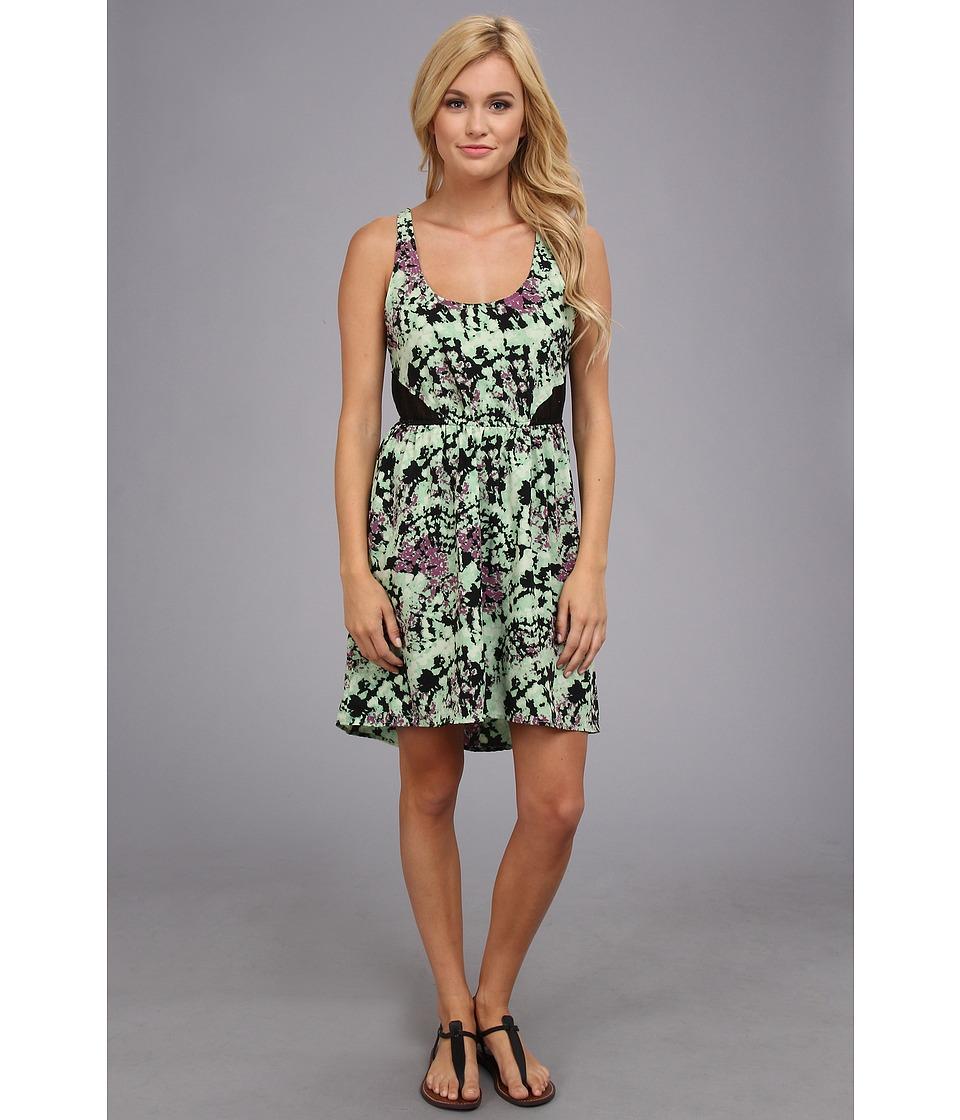 Hurley - Ember Dress (Medium Mint) Women