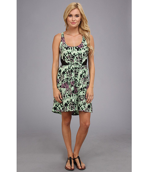 Hurley - Ember Dress (Medium Mint) Women's Dress