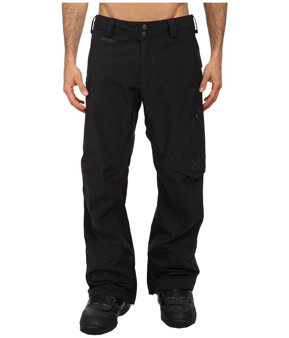 Burton - AK 2L Cyclic Pant (True Black) Men's Casual Pants
