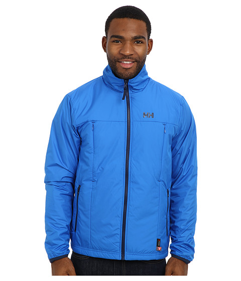 Helly Hansen - Regulate Midlayer Jacket (Cobalt Blue) Boy's Jacket