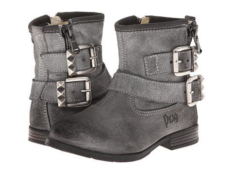 Primigi Kids - Janua (Toddler/Little Kid) (Grey) Girls Shoes