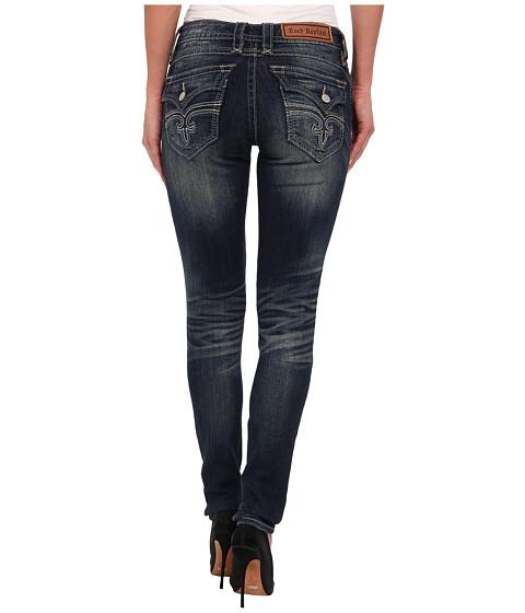 Rock Revival - Stephan S2 Skinny in Dark Indigo (Dark Indigo) Women's Jeans