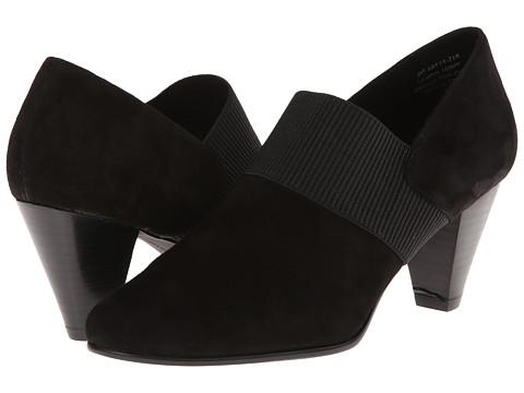 David Tate - Citadel (Black Kid Suede) Women's Shoes