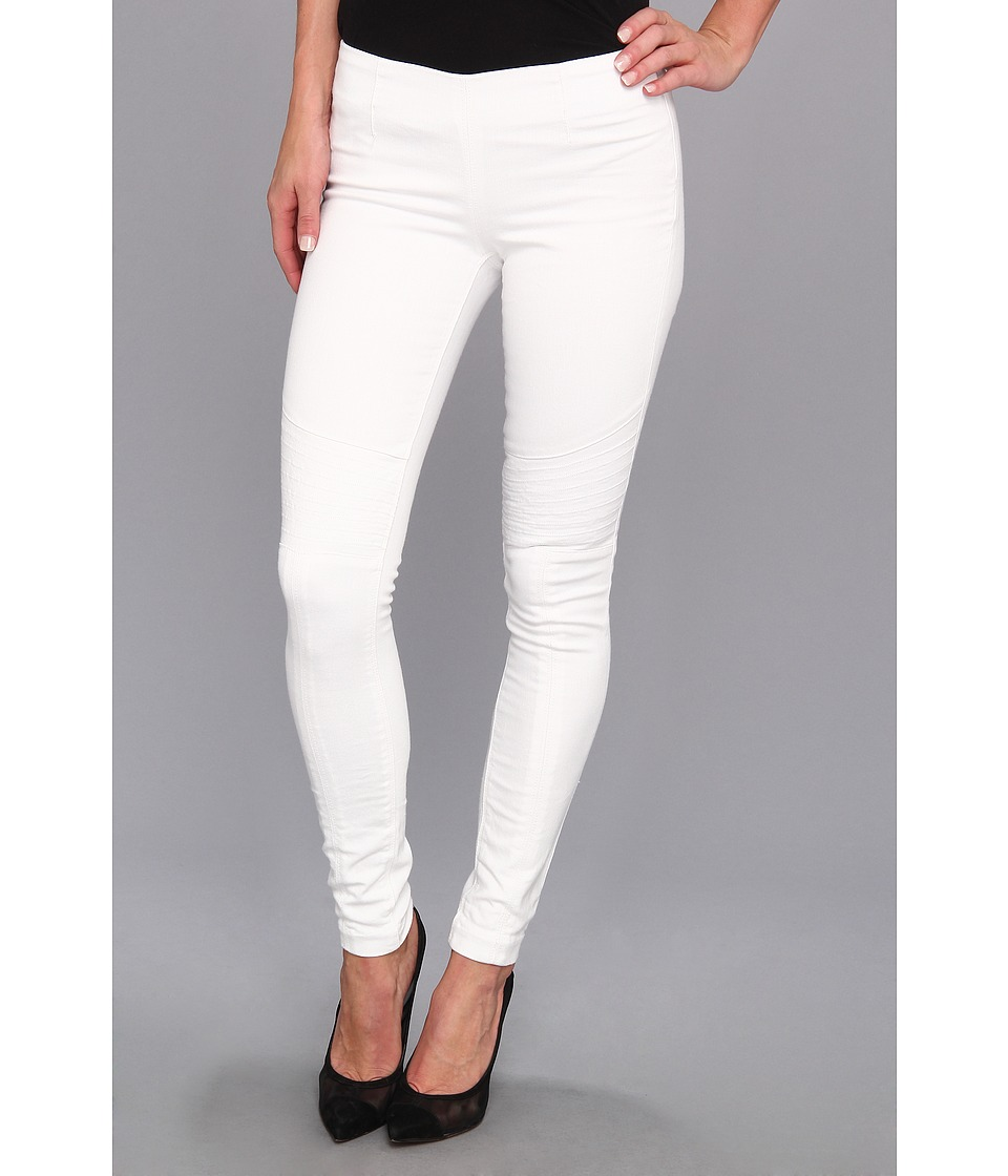SOLD Design Lab - Skins Sterling Street Skinny in White (White) Women's Clothing
