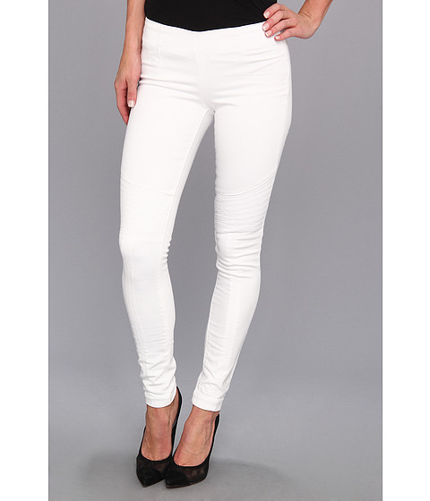 SOLD Design Lab - Skins Sterling Street Skinny in White (White) Women
