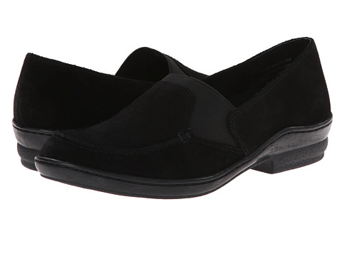 David Tate - Stretchy (Black Suede) Women's Shoes