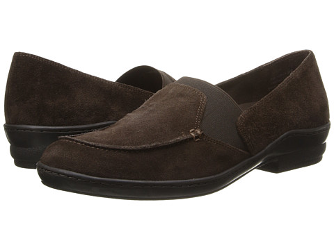 David Tate - Stretchy (Brown Suede) Women's Shoes