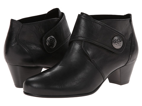 David Tate - Status (Black Calfskin) Women