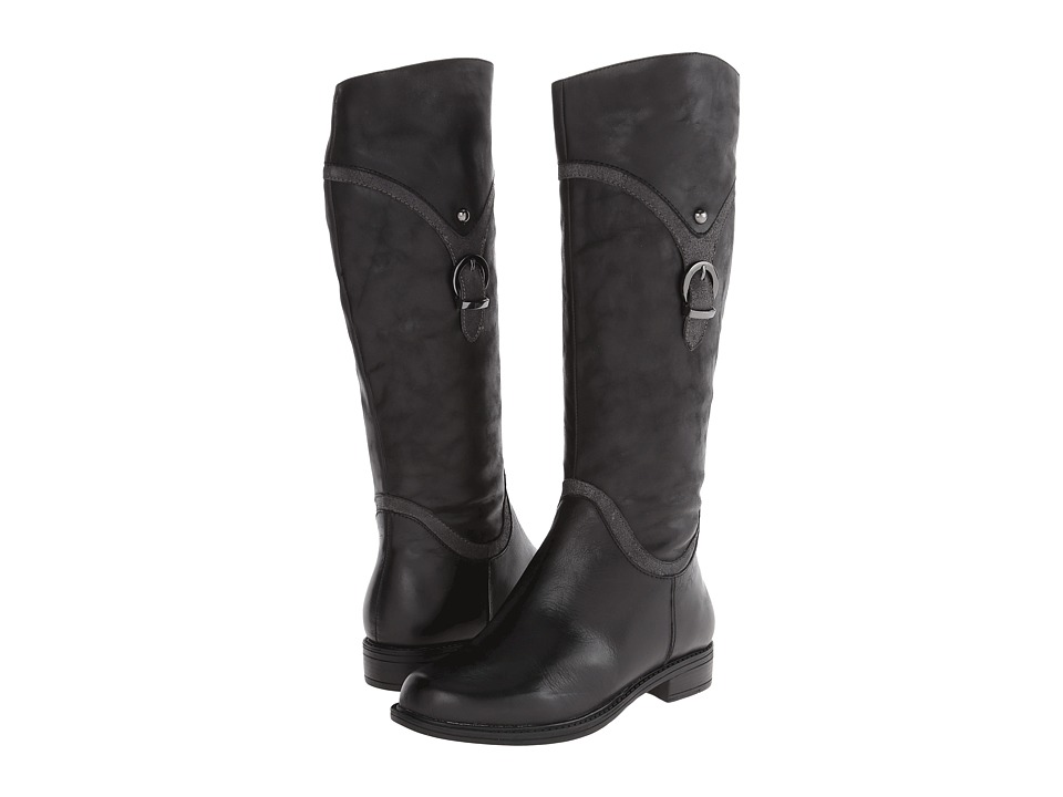David Tate Texas 14 (Black Calfskin) Women