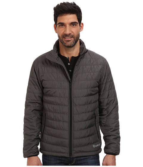 Ariat - Terrace Down Jacket (Charcoal Heather) Men's Coat