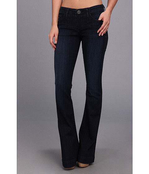 True Religion - Charlize Flare in Picasso Blues (Picasso Blues) Women's Jeans