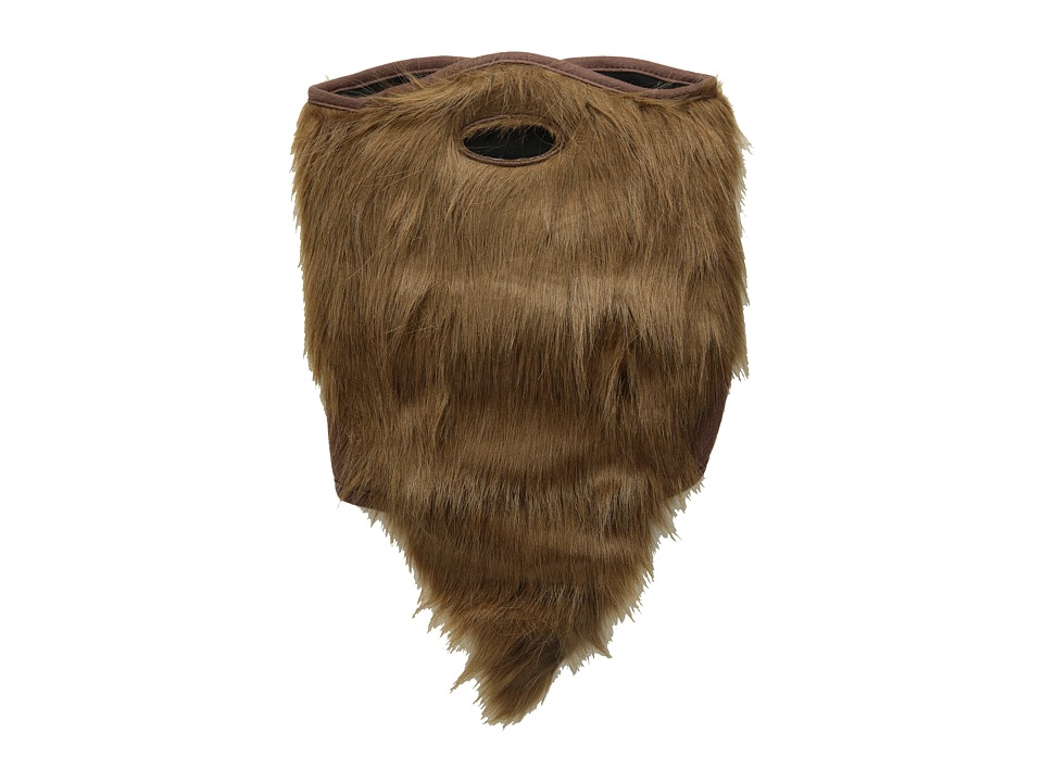 Neff - Bearded Mask (Brown) Traditional Hats