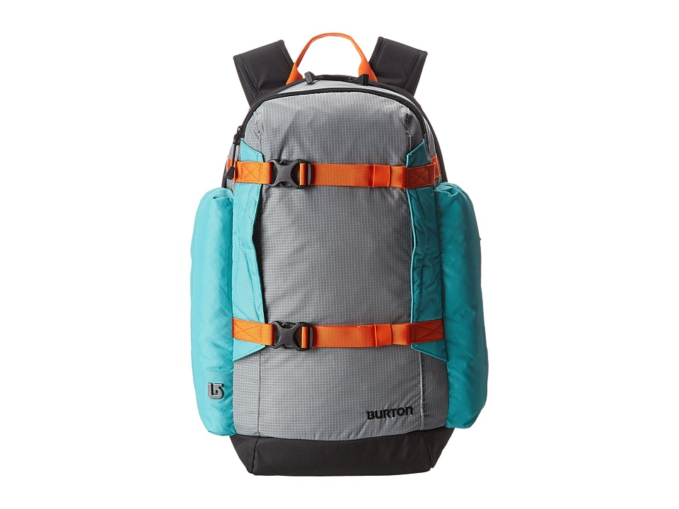 Burton - Day Hiker [25L] (Electro Pop Ripstop) Backpack Bags