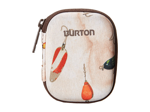 Burton - The Kit (Fishing Lures Print) Travel Pouch