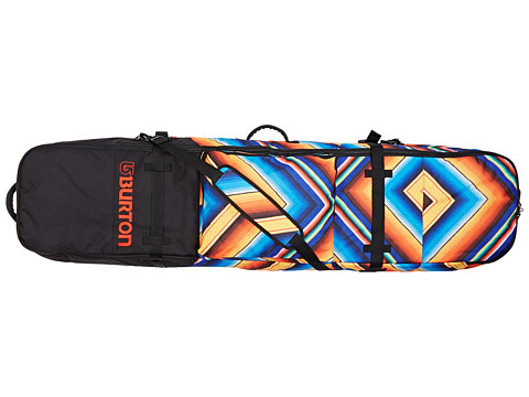 Burton - Wheelie Board Case (Fish Blanket 156CM) Bags