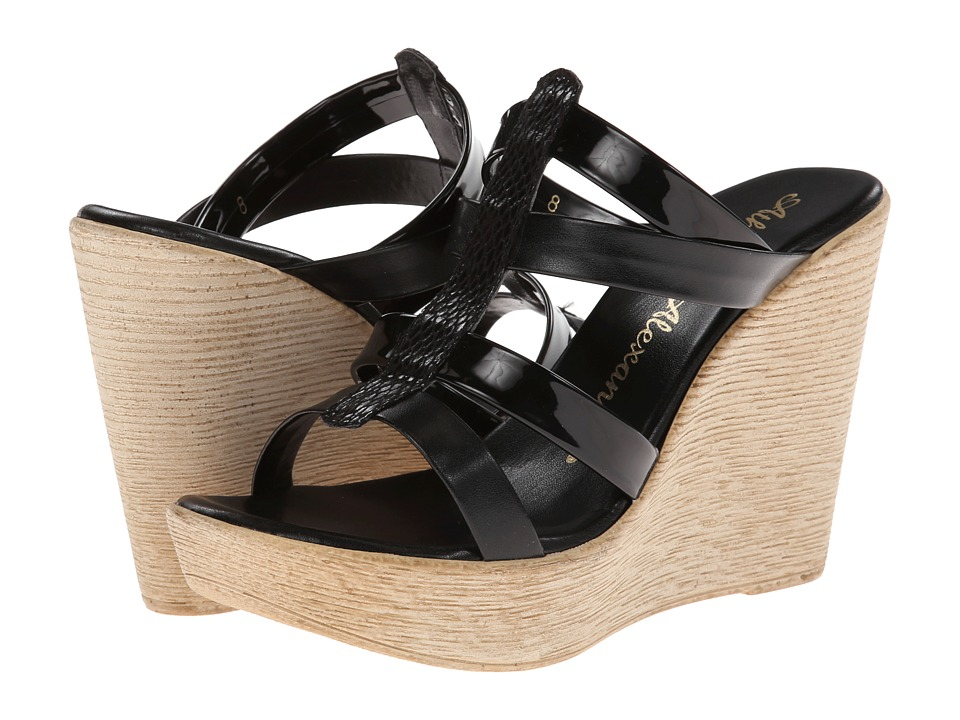 Athena Alexander - Ceci (Black Combo) Women's Shoes