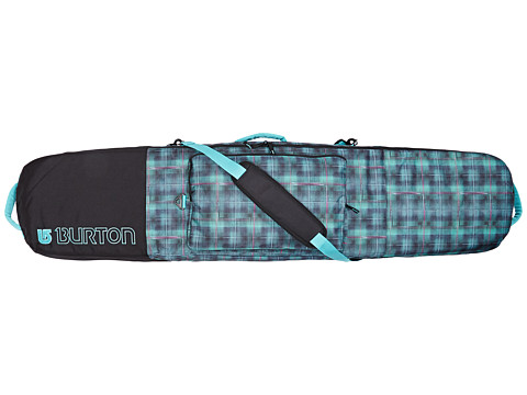 Burton - Gig Bag (Digi Plaid 166CM) Bags
