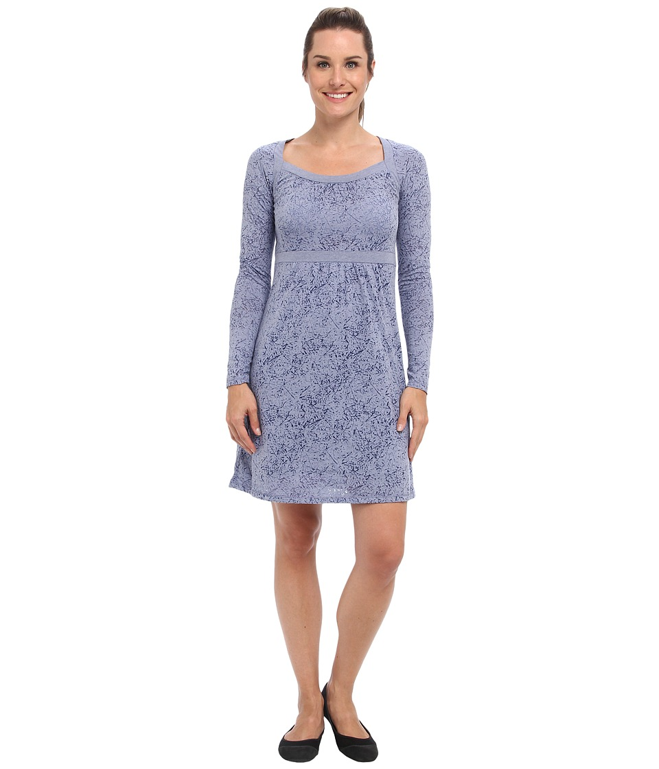 Aventura Clothing - Amina Dress (Twilight Blue) Women's Dress