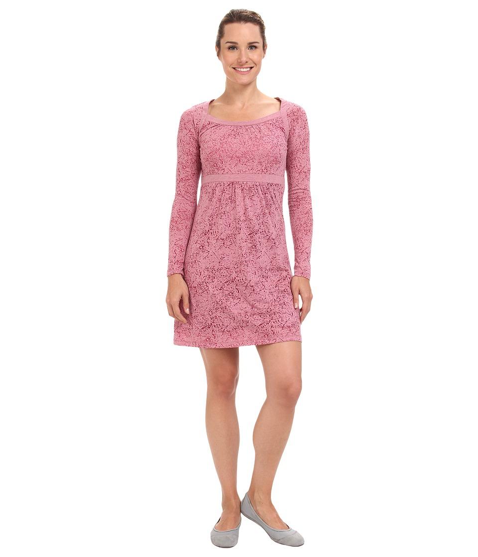 Aventura Clothing Amina Dress (Beaujolais) Women