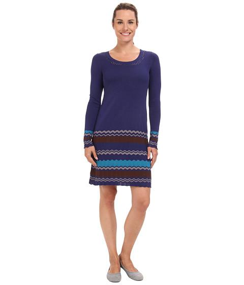 Aventura Clothing - Mira Dress (Twilight Blue) Women's Dress
