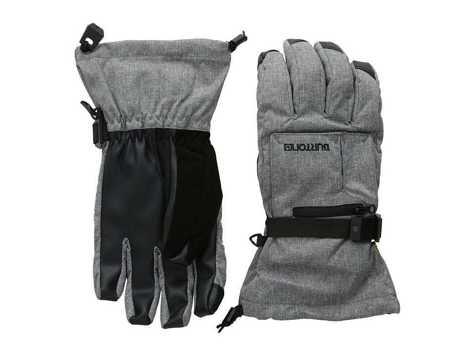 Burton - Baker 2-In-1 Glove (Bog Heather) Snowboard Gloves
