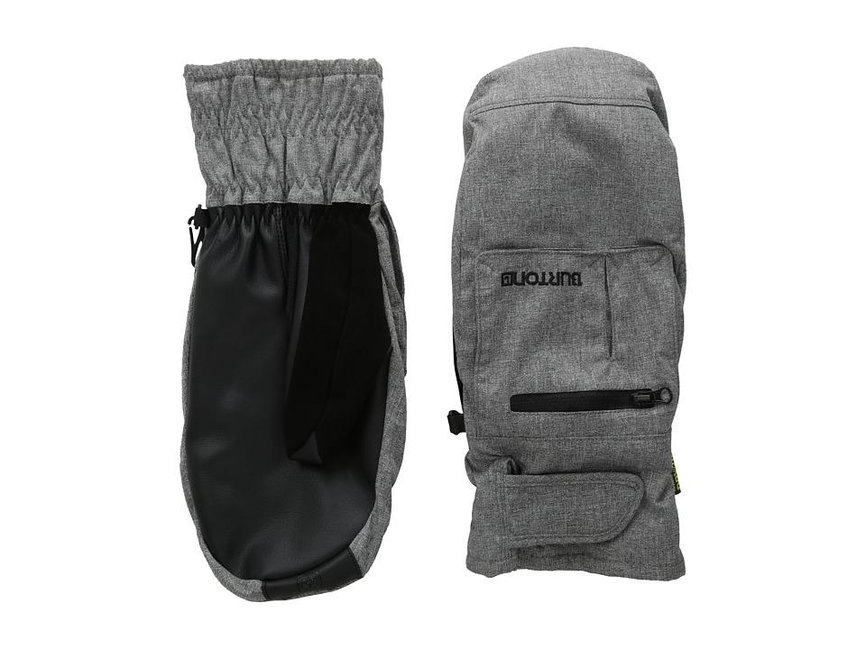 Burton - Baker 2-In-1 Under Mitt (Bog Heather) Snowboard Gloves