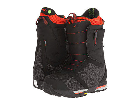 Burton - SLX (Black/Red) Men's Boots