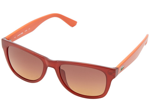 Lacoste - L734S (Red) Fashion Sunglasses