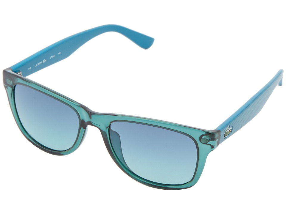 Lacoste - L734S (Petroleum) Fashion Sunglasses