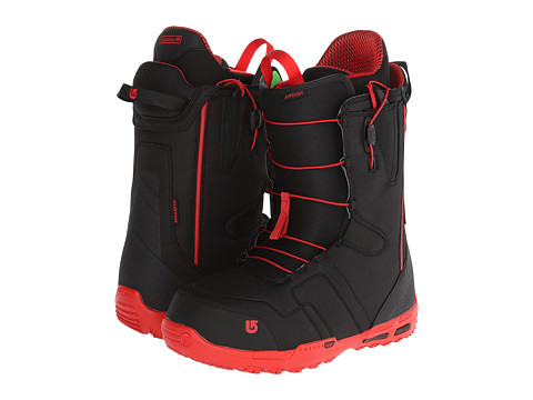 Burton - Ambush (Black/Red) Men