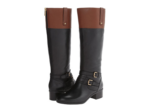 Bandolino - Cavendish (Black/Cognac) Women