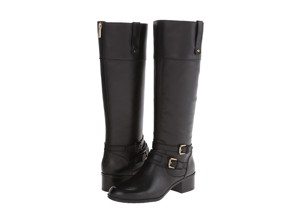Bandolino - Cavendish (Black Leather) Women