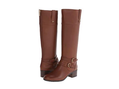 Bandolino - Cavendish (Cognac) Women's Zip Boots