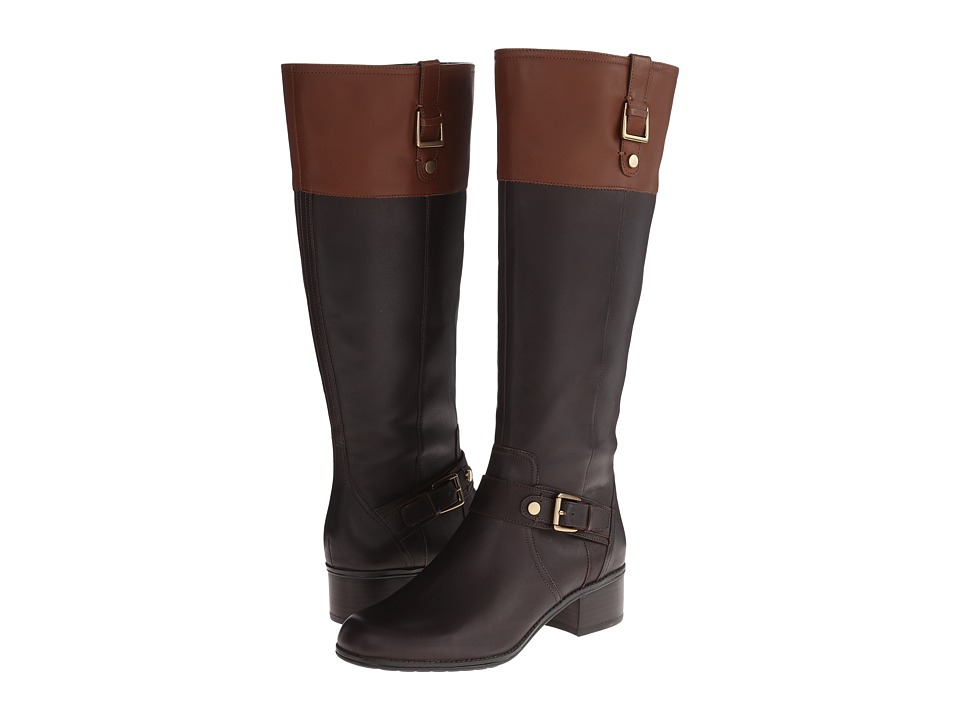 Bandolino Cranne W (Dark Brown/Kona) Women