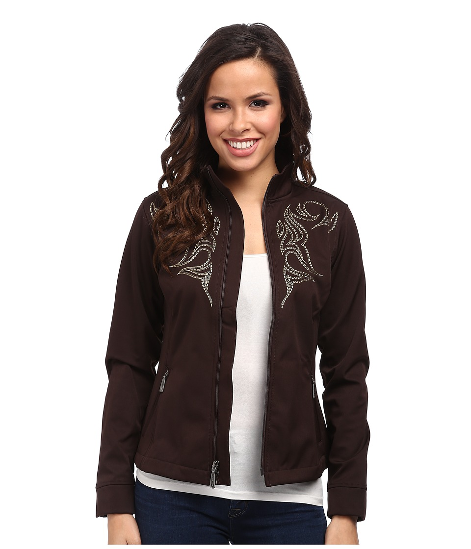 Ariat - Judy Softshell Jacket (Coffee Bean) Women