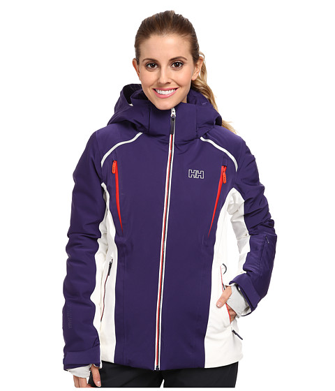 Helly Hansen - Silverqueen Jacket (Nordic Purple) Girl's Jacket