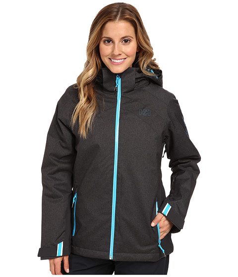 Helly Hansen - Kaylin Jacket (Ebony) Girl's Jacket