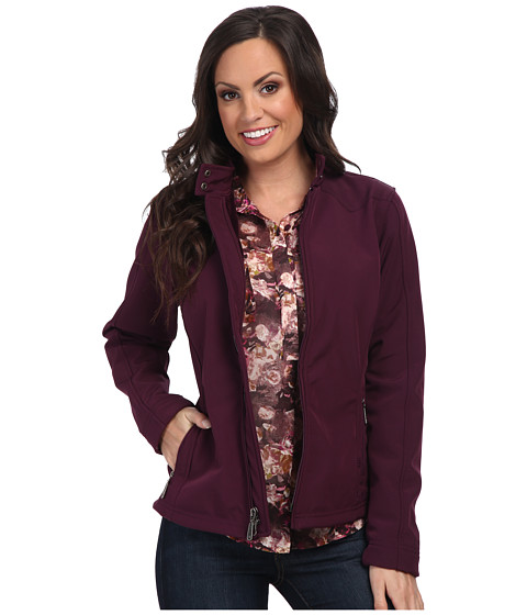 Ariat - Dias Softshell Jacket (Blackberry) Women