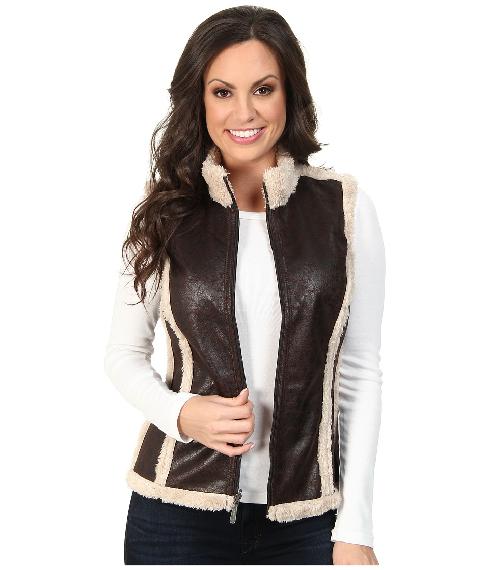 Ariat - Mily Vest (Coffee Bean) Women's Vest