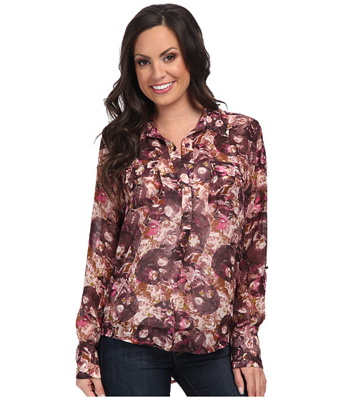 Ariat - Selma Top (Multi) Women's Blouse