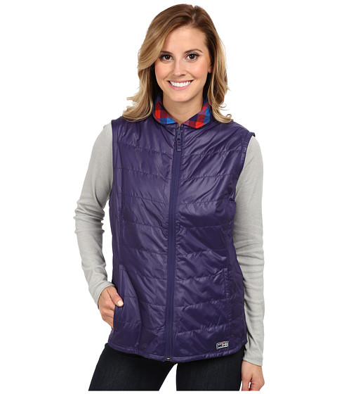 Helly Hansen - Jotun Insulated Reversible Vest (Nordic Purple) Girl's Vest