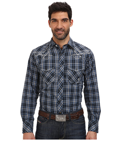 Ariat - Arrowhead Snap Shirt (Multi) Men's Long Sleeve Button Up