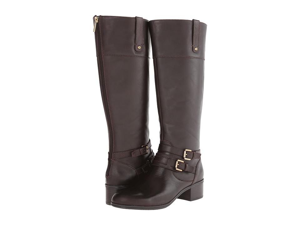 Bandolino - Cavendish - W (Dark Brown Leather) Women